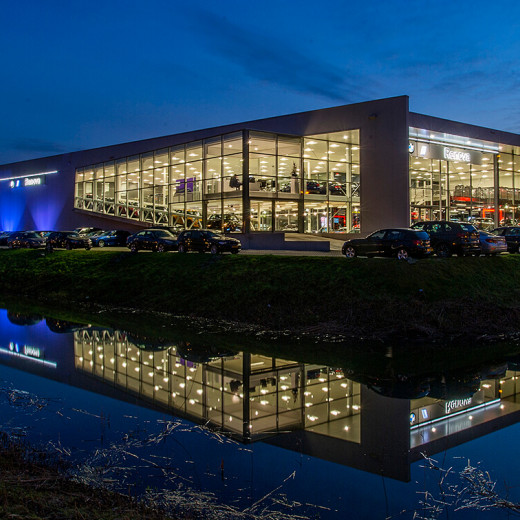 BMW showroom Renova Breda